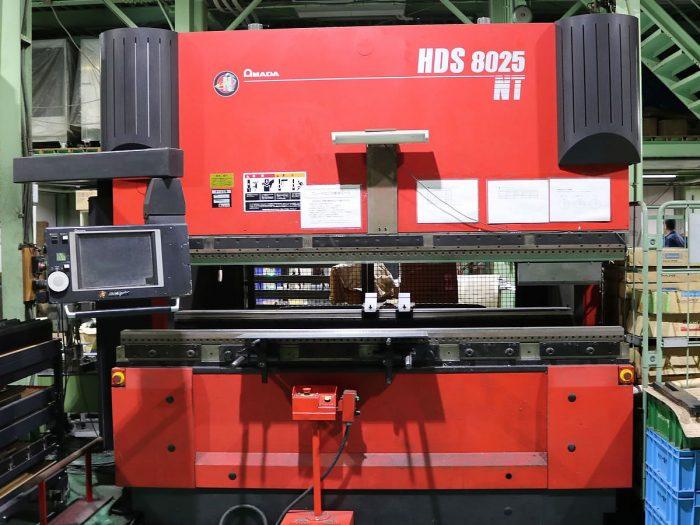 ブレーキ HDS8025NT