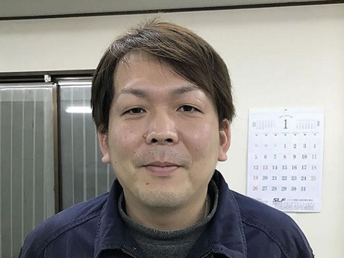 益田伸之氏